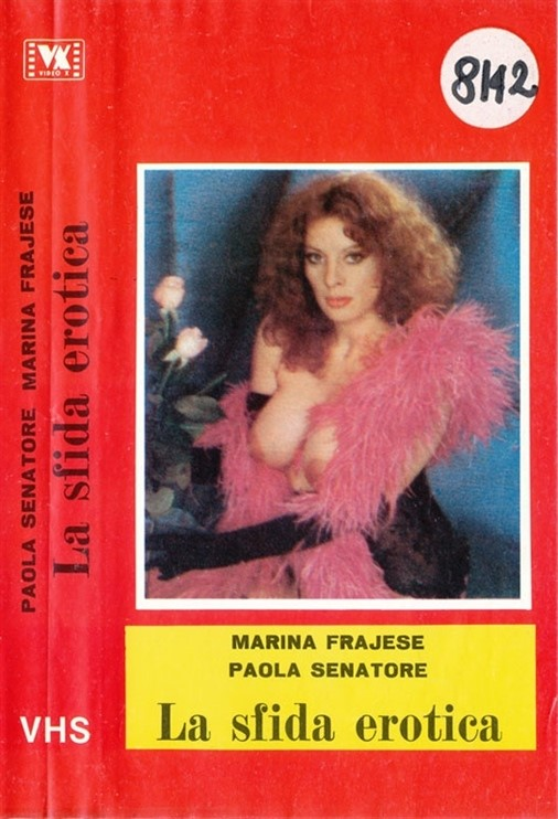 [SD] La Sfida Erotica Vip-Pussy.Com Marina HedmanIvana SaulPaola Senatore - SiteRip-01:11:47 | Adult - 944,8 MB