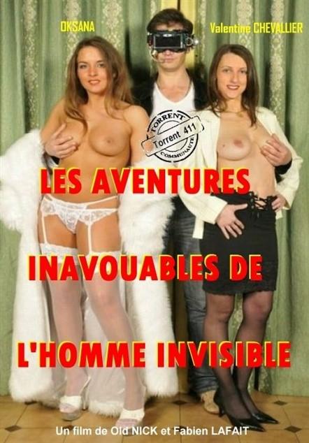 [LQ] Les Aventures Inavouables De Lhomme Invisible Gladys Delys - Saligo &Amp; Associes-01:35:11 | Comedy, Feature, Anal, Straight - 978,9 MB