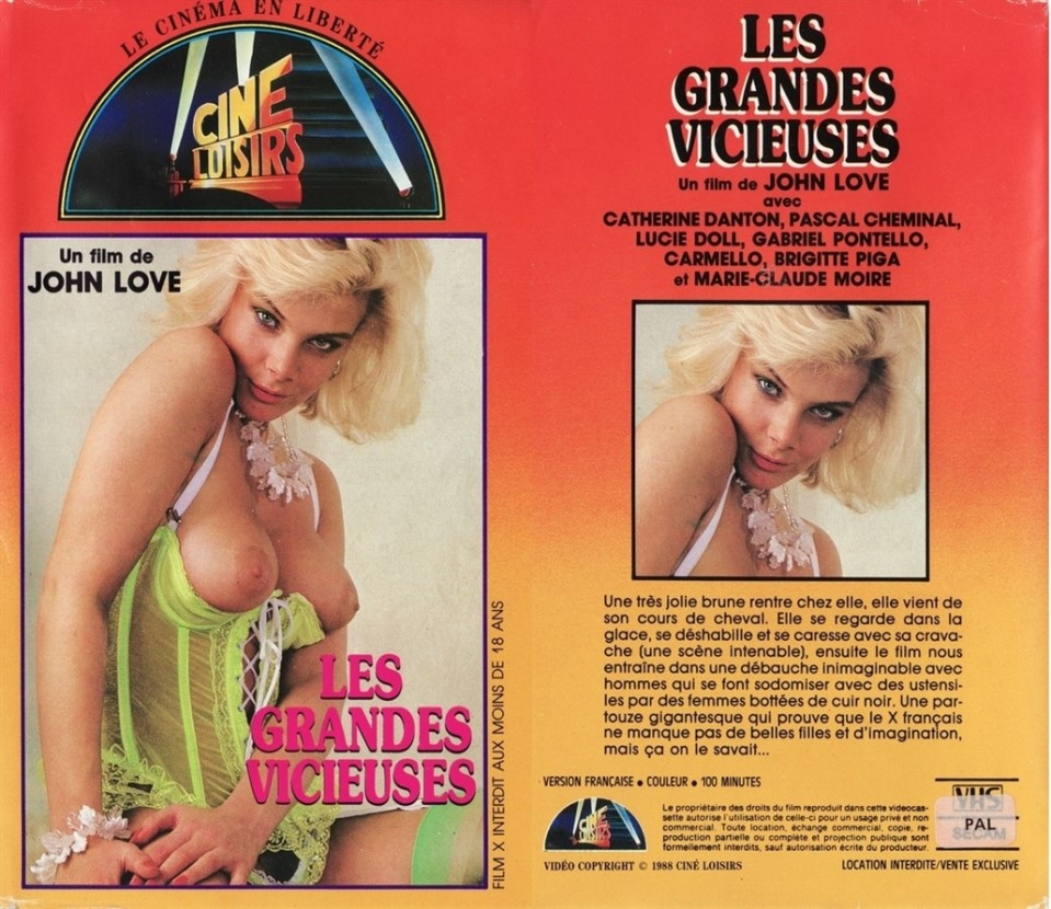 [SD] Les Grandes Vicieuses Vip-Pussy.Com Mix - Impex Films-01:12:22 | Orgy, Lesbo, All Sex - 699,3 MB