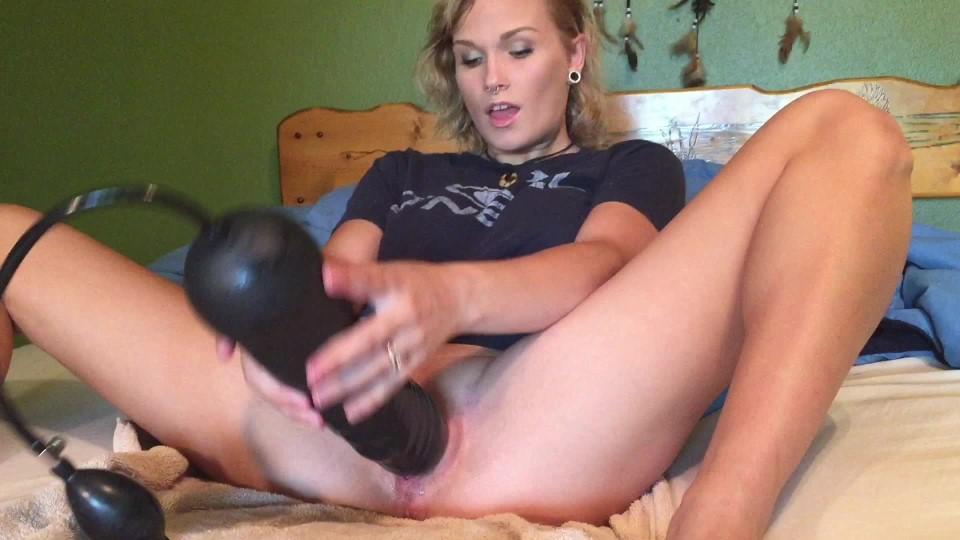 [Full HD] Lilyskye Destroying My Cunt LilySkye - ManyVids-00:15:53   Gape, Fisting, Huge Dildo, Squirt - 1,7 GB