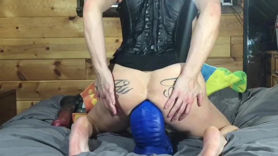 [HD] Lilyskye Taking On The Xl Dragon Tongue In My Ass LilySkye - ManyVids-00:10:48 | Anal Play, Gape, Stretching, Anal Masturbation, Huge Dildo - 364,5 MB