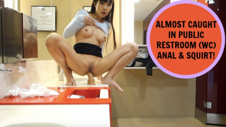 [Full HD] Littlesubgirl Almost Caught Public Restroom Analsquirt Littlesubgirl - ManyVids-00:18:01   Anal, Public Nudity, Public Toilet, Squirting, Wet &Amp;Amp; Messy - 1,3 GB