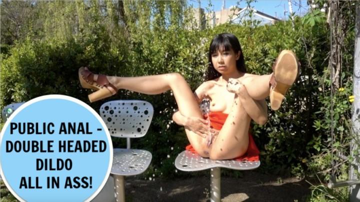[Full HD] Littlesubgirl Public Double Headed Dildo All In Ass Littlesubgirl - ManyVids-00:21:38 | Anal, Huge Dildo, Public Nudity, Squirting, Wet &Amp;Amp; Messy - 1,5 GB