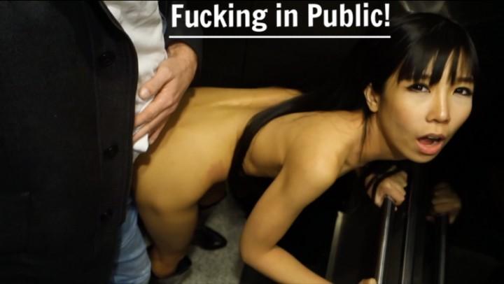 Littlesubgirl Shameless Public Sex Amp Naked In City