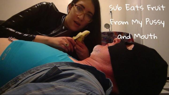 [Full HD] Liz Lovejoy Sub Eats Chewed Food Spit Spit Fetish Liz Lovejoy - ManyVids-00:10:16 | Female Domination, Food, Food Stuffing, Spit Fetish, Spitting - 587,9 MB