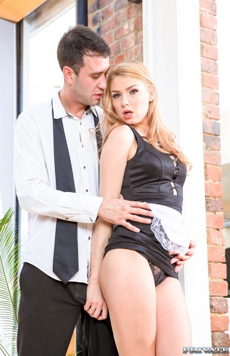 [Full HD] Lucy Heart, Hot Maid Lucy Heart - SiteRip-00:24:46 | Lingerie, Blowjob, Uniform, Blonde, Facials, High Heels, Wife, European, Small Tits - 1,4 GB