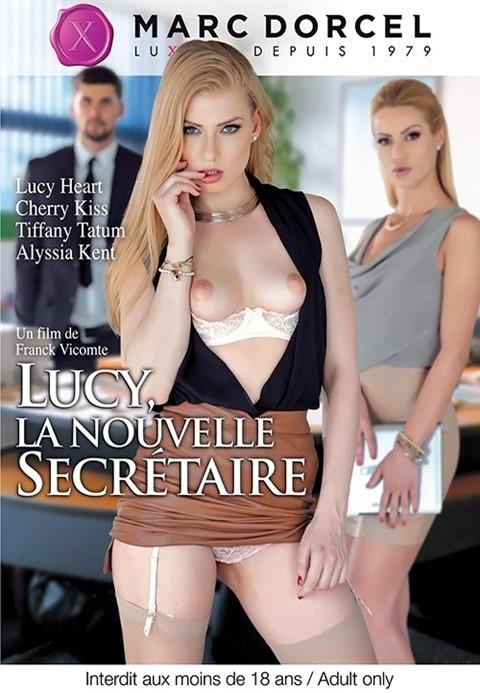 [SD] Lucy La Nouvelle Secretaire Alyssia Kent, Cherry Kiss, Lucy Heart, Tiffany Tatum - Marc Dorcel-01:38:40   DP, Tits, Facial, Group Sex, Feature, Anal - 975,1 MB