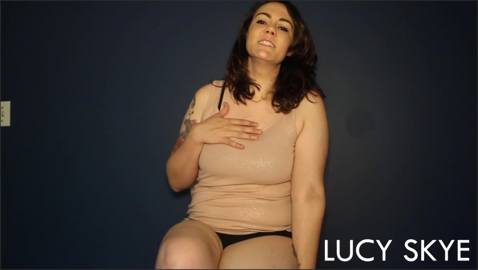 [Full HD] Lucy Skye Sexless Cuckold Miss Lucy Skye - ManyVids-00:05:44 | Size - 264,4 MB
