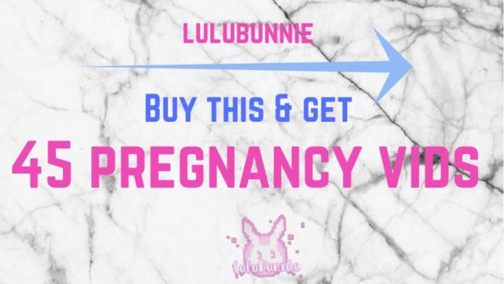 [HD] Lulubennie Buy This Vid And Get All 45 Pregnant Vid LuluBunnie - ManyVids-00:10:12 | Anal, BBW, Pregnant, Public Flashing, Squirt - 145 MB