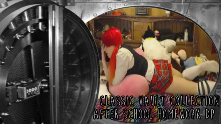 [SD] Lulubennie Cvc After School Homework Dp LuluBunnie - ManyVids-00:08:40   Anal, Double Penetration, Hitachi, School Girl, Squirt - 34,7 MB