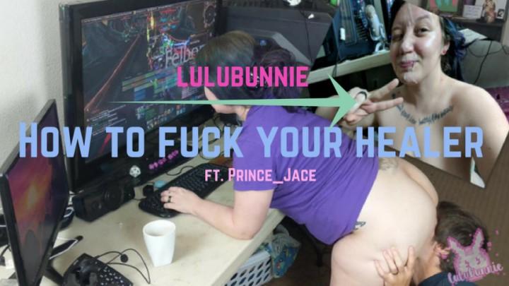 [4K Ultra HD] Lulubennie How To Fuck Your Healer LuluBunnie - ManyVids-00:17:39   Boy Girl, Doggystyle, Facials, GFE, Reality Porn - 1,3 GB