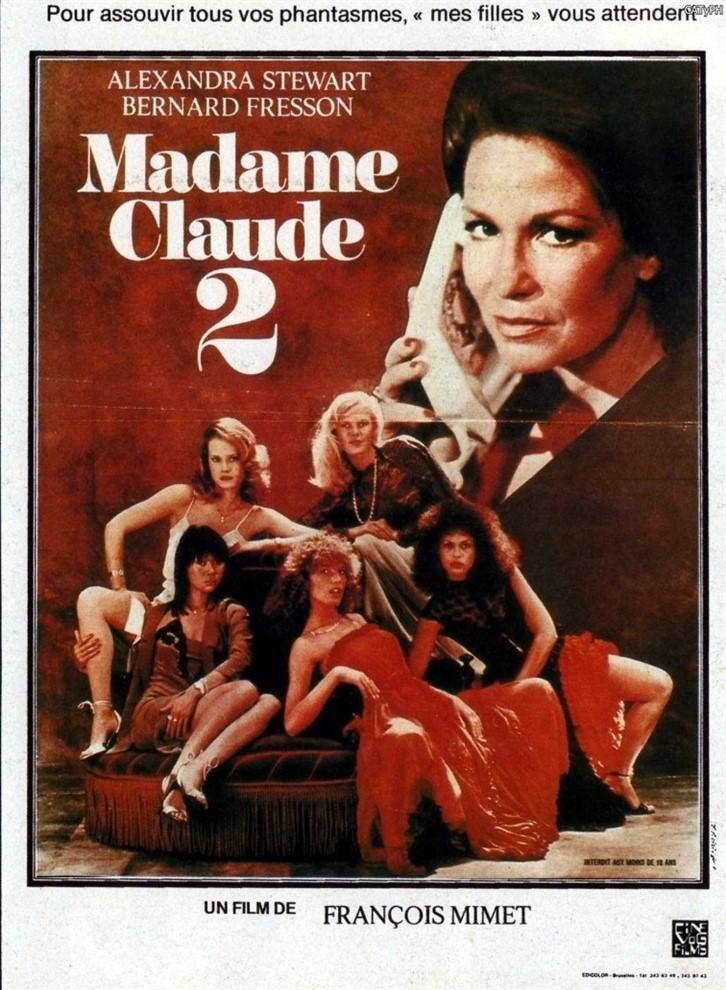 [LQ] Madame Claude 2 Mix - Accord-Film-01:34:43   Drama, Lesbian, Erotic - 816,4 MB
