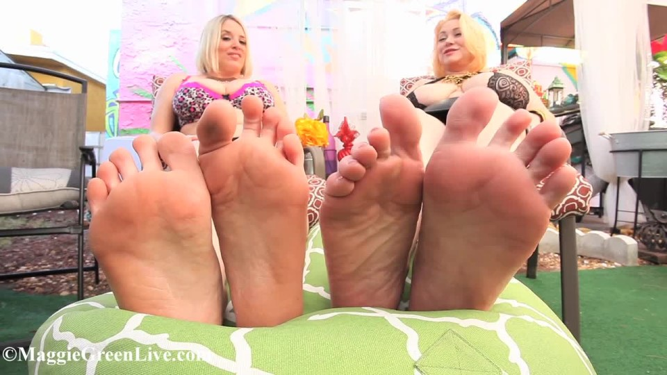 [HD] Maggie Green Joi Foot Games Maggie Green - ManyVids-00:08:50 | Cum Countdown, Feet JOI, Foot Fetish, Foot Worship, JOI Games - 290,8 MB