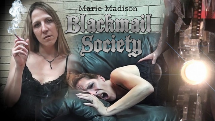 [HD] Marie Madison Blackmail Society Full Movie Marie Madison - ManyVids-01:05:49 | Smoking, Rough Sex, Blackmail Fantasy, Blow Jobs, Creampie - 2,8 GB