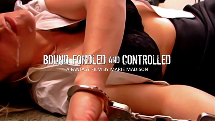 [SD] Marie Madison Bound Fondled And Controlled Movie Marie Madison - ManyVids-00:25:45 | Bondage Blowjobs, Bondage, Orgasm Control, Handcuff And Shackle Fetish, Face Fucking - 259,3 MB
