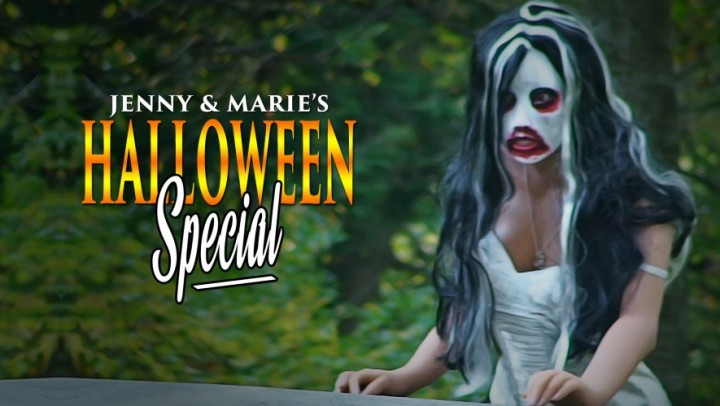 [Full HD] Marie Madison Jenny And Maries Halloween Special Marie Madison - ManyVids-00:20:00 | Doll Fetish, Halloween, Lesbian Domination, Real Doll, Strap-On - 1,4 GB