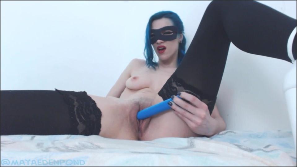 [Full HD] Mayaedenpond Blue Vibrator Clit Tease And Penetration Vip-Pussy.Com MayaEdenPond - ManyVids-00:10:01 | Dancing, Dildo Fucking, Mask Fetish, Masturbation, Vibrator - 297,8 MB