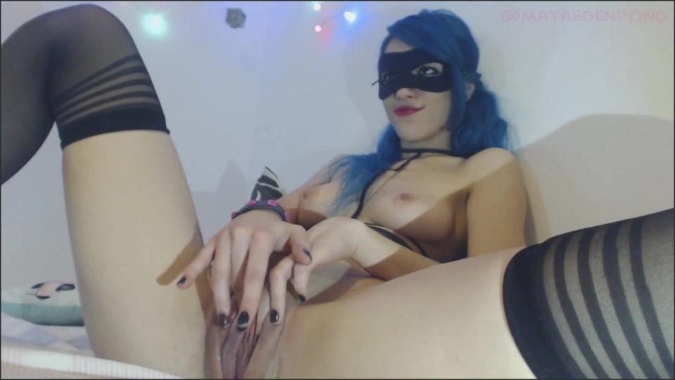 [Full HD] Mayaedenpond Stripy Masturbation Vip-Pussy.Com MayaEdenPond - ManyVids-00:10:09 | Anonymous Porn, Masturbation, Nipples, Stocking, Teens - 302,3 MB