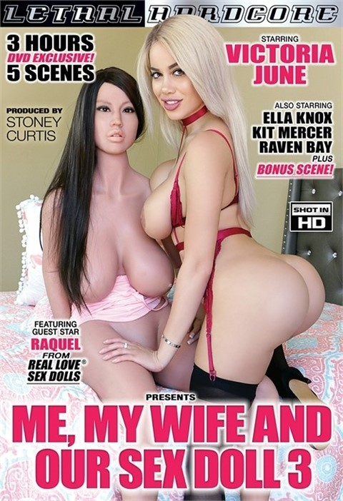 [LQ] Me, My Wife And Our Sex Doll 3 Vip-Pussy.Com Victoria June, Kit Mercer, Ella Knox, Raven Bay - Lethal Hardcore-02:35:11   Big Dick, All Sex, Gonzo, Sex Toy Play, Big Ass, Hardcore, Wives, Big Tits, Hotwife, Big Boobs - 1,2 GB