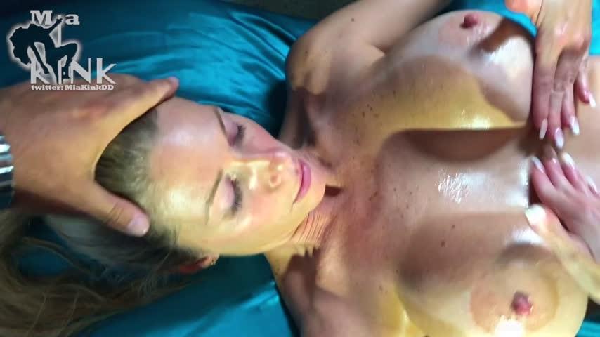 [Full HD] Miakinkdd Cum Facial MiaKinkDD - ManyVids-00:01:31 | Blonde, Cum In Mouth, Cumshots, Facials, Huge Boobs - 140,6 MB