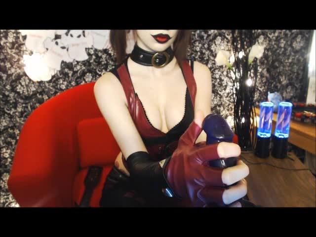 [SD] Miss Moonmoon Harley Quinn Halloween 2014 Miss_MoonMoon - ManyVids-00:13:35   Amateur, Cosplay, Halloween, Strip Tease, Vibrator - 347 MB