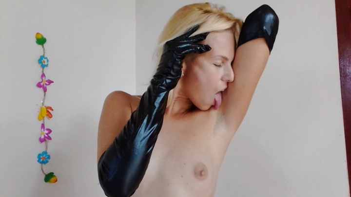 [HD] Missanja Hairy Armpitslicksniff In Latex Gloves Vip-Pussy.Com MissAnja - ManyVids-00:15:51 | Armpits, Glove Fetish, Hairy Armpits, Latex, Licking - 696,3 MB