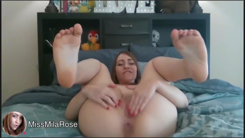 [HD] Missmilarose Ass Feet Worship Joi MissMilaRose - Manyvids-00:10:40   Size - 391,6 MB