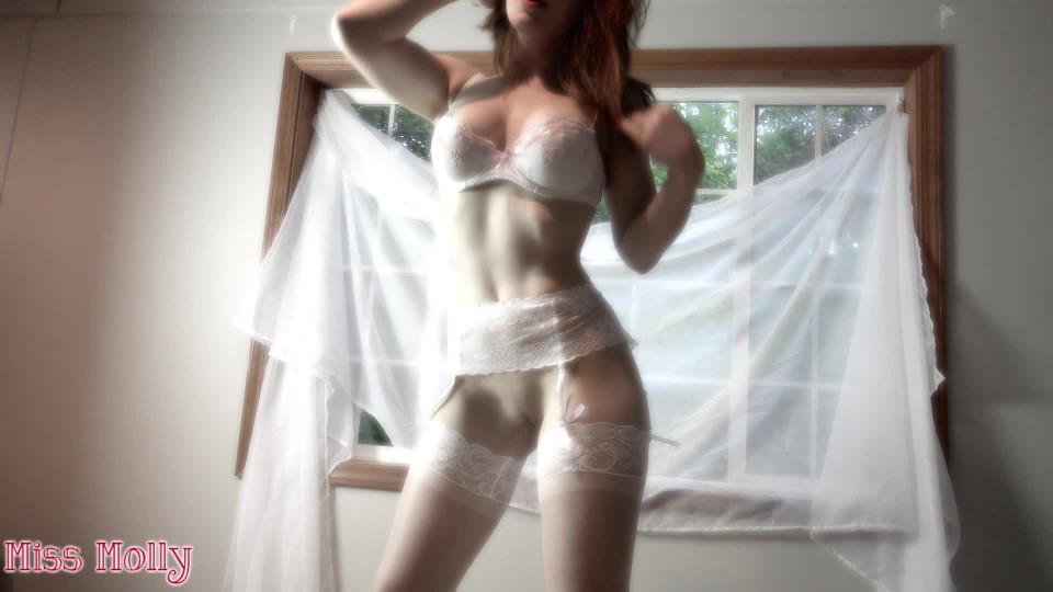 [Full HD] mollydoll sensual striptease MollyDoll - ManyVids-00:04:32   Striptease, Strip Tease, Erotic Dancers, Lace/Lingerie, Garter & Stockings - 580 MB