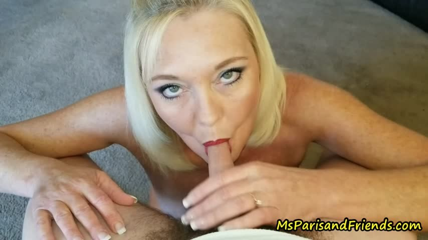 [Full HD] Msparisrose The Blowjob Queen MsParisRose - ManyVids-00:10:23 | MILF, Blowjob, Foot Fetish, POV, Cumshots - 790,9 MB