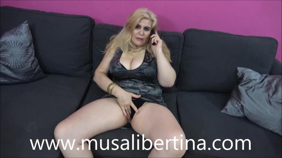 [Full HD] Musa Libertina Hot Phone Call Causes Kinky Masturbation Musa Libertina - ManyVids-00:09:27 | Big Tits, Dirty Talking, Masturbation Games, MILFs, Solo Female - 344 MB
