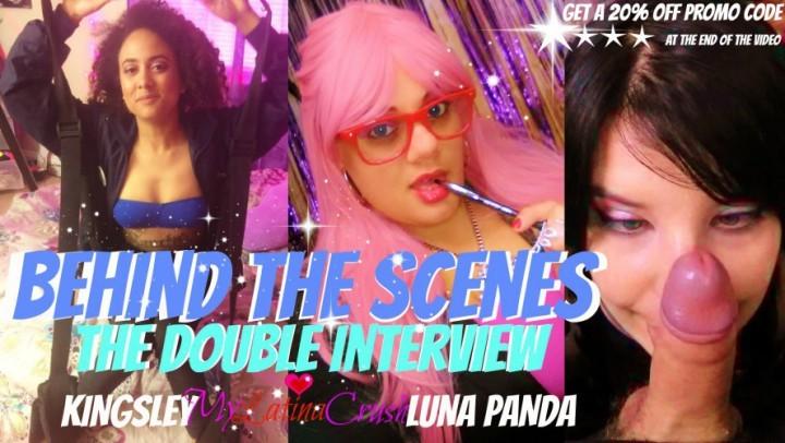 [Full HD] mylatinacrush behind the scenes the double interview MyLatinaCrush - ManyVids-00:21:38 | BBW, Blowjob, Brunette, Cumshots, Tattoos - 1,3 GB