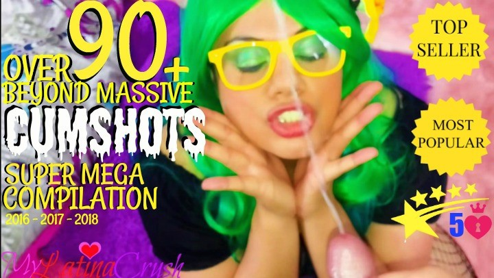 [HD] mylatinacrush cumshot compilation spectacular MyLatinaCrush - ManyVids-00:36:01 | Cum In Mouth, Cum Play, Cum Swallowers, Cumshots, Facials - 4 GB