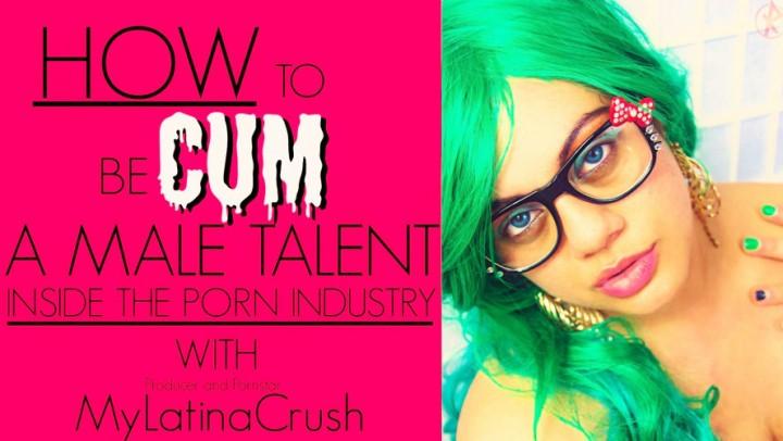 [HD] Mylatinacrush Fuck Ted Talk How To Becum Male Talent MyLatinaCrush - ManyVids-00:33:16 | Behind The Scene, Blowjob, Cumshots, Dirty Talking, Interviews - 3,7 GB