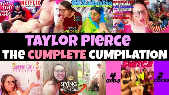 [HD] Mylatinacrush Taylor Pierce The Cumplete Cumpilation MyLatinaCrush - ManyVids-00:26:16 | Blowjob, Eye Glasses, Facials, Outdoor Public Blowjobs, Skinny Women - 2,9 GB