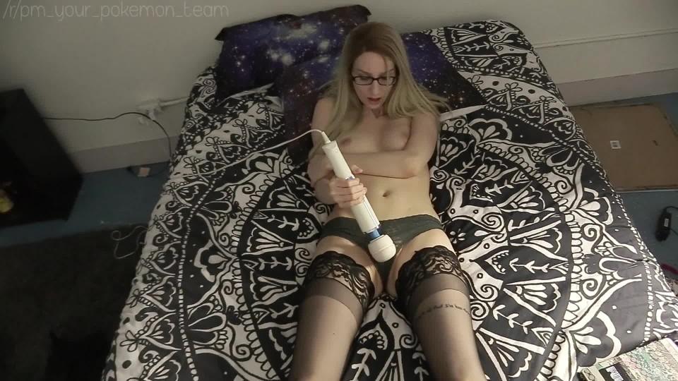 [Full HD] mypokemonteam double hitachi orgasms in lacy panties mypokemonteam - ManyVids-00:05:00 | Blonde, Eye Glasses, Hitachi, Petite, Small Tits - 625,6 MB
