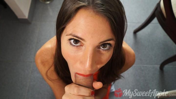 [Full HD] mysweetapple quickie facial and creampie MySweetApple - ManyVids-00:14:39 | Amateur, Creampie, Facials, POV, Italian - 1,9 GB