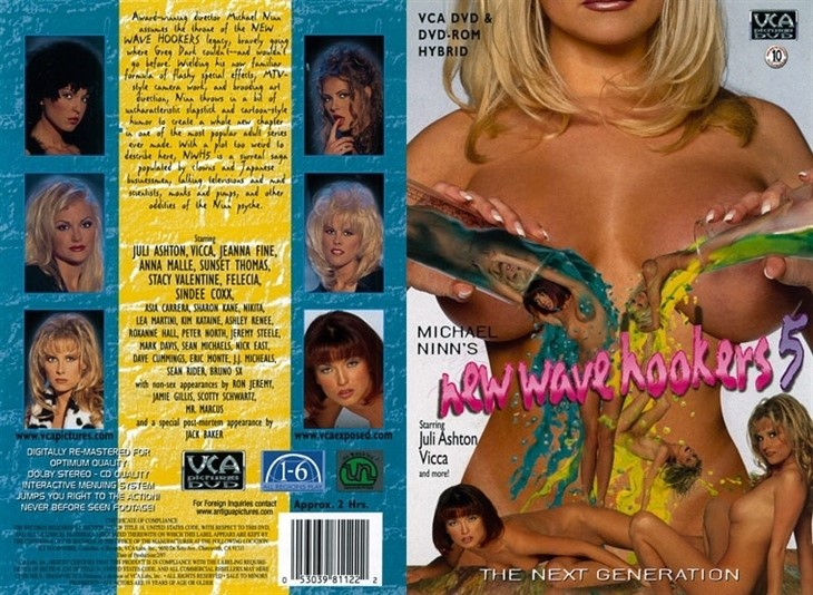 [SD] New Wave Hookers 5 The Next Generation Vip-Pussy.Com Mix - VCA-02:00:11   Feature - 1,2 GB