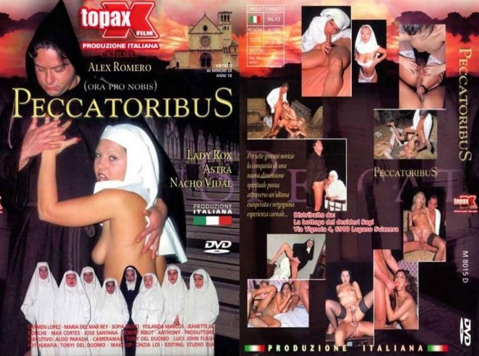 [SD] Peccatoribus vip-pussy.com Nacho Vidal, Anthony, Lady Rox, Porsche, Jeanette, Robert Ribot, Max Cortes, Jose Santana, Astra, Maria Del Mar Rey, Carmen Lopez, Yolanda Mancos - Topax Film-01:46:...