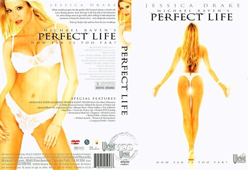 [LQ] Perfect Life Jessica Drake, Kaylani Lei, Lezley Zen, Alexis Malone - Wicked Pictures-01:39:40 | All Sex - 700,2 MB