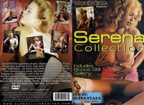 [SD] Porno Superstars Of The 70S Serena Collection Vip-Pussy.Com Serena Blaquelord, Jamie Gillis, John Holmes - Alpha Blue Archives-01:59:09   Compilation, Classic - 1,4 GB