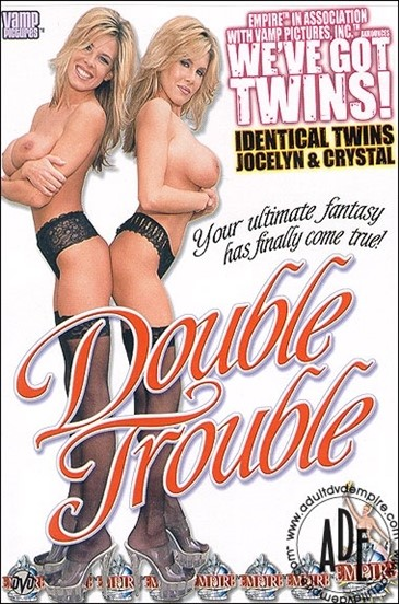 [LQ] Potter Twins Double Trouble Mix - SiteRip-00:36:21   Strapon, Big Tits, Anal, Lesbian, Cumshot - 220,2 MB