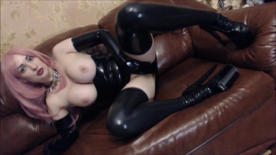 [Full HD] Princess18 Striptease In Latex Outfit Princess18 - ManyVids-00:04:15 | Big Boobs, Big Tits, Fetish Clothing, Latex, Striptease - 399,9 MB
