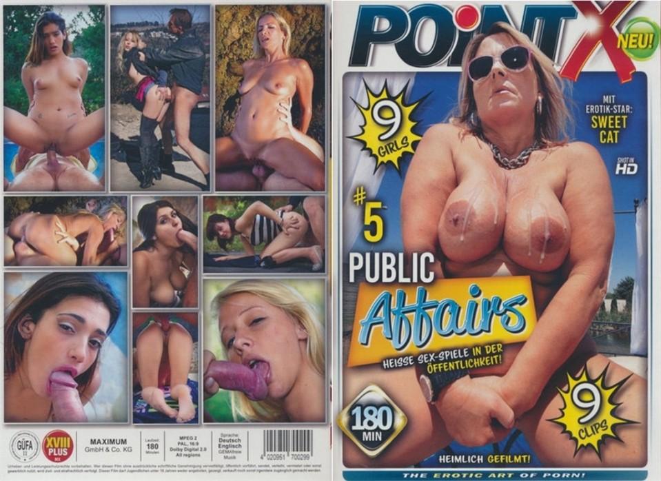 [SD] Public Affairs 5 Sweet Cat, Mandy Mystery - PointX-02:58:58 | Outdoor, Big Dick, Big Boobs, Anal, Teens, Deutsch, Public, Mature - 3,1 GB