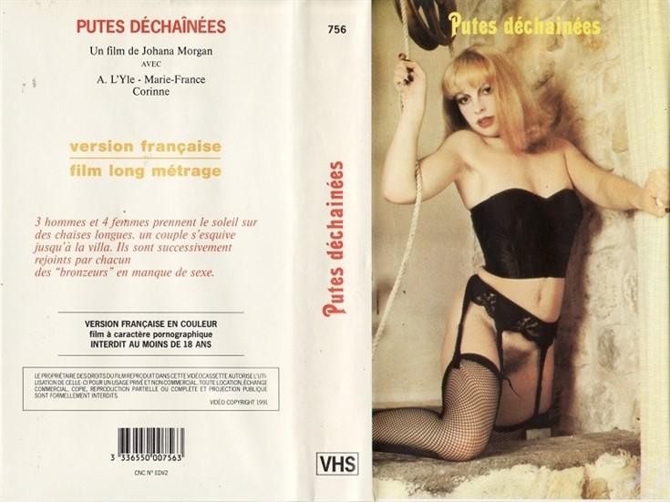 [SD] Putes Déchainées Vip-Pussy.Com Marie-France, Corinne, Alain L'Yle - Europrodis / Socai Films-00:59:57 | Feature, Classic - 575,1 MB