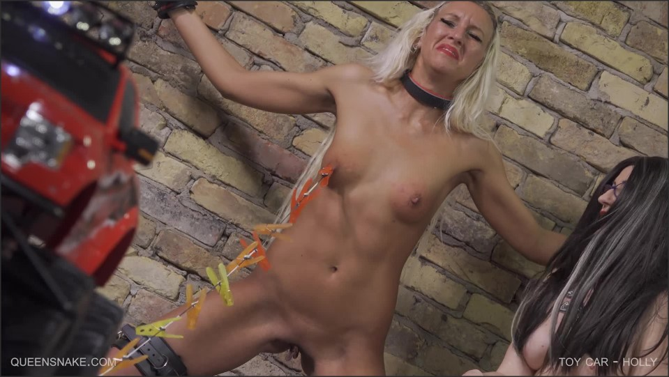 [Full HD] Queesnake Toy Car Holly 1080 Queensnake - Clips4Sale-00:28:20 | Size - 1,6 GB