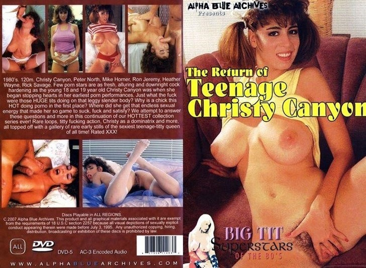 [SD] Return Of Teenage Christy Canyon Vip-Pussy.Com Christy Canyon, Robin Cannes, Heather Wayne, Nicole West, Blake Plamer, Peter North, Mike Horner, Rick Savage, Francois, Marc Wallice - Alpha Blue Archives-02:01:59   Classic, Compilation - 1,5 GB