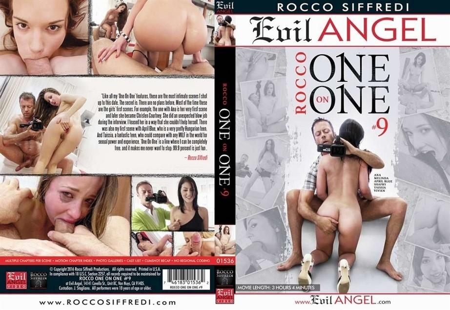 [LQ] Rocco One 9 Ana B, April Blue, Melinda R, Rocco Siffredi, Shafry, Taissia Shanti, Vivien A - Evil Angel-03:03:13 | Auditions, Anal, Gonzo, Gaping, POV, Ass to Mouth - 1,3 GB