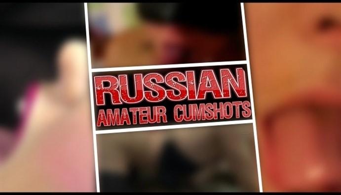 [LQ] Russian Amateur Cumshots 2 Mix - SiteRip-00:12:02 | Cumshots, Amateur, Compilation, Russian - 205,9 MB