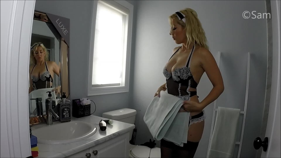 [Full HD] Sammy Winters Naughty Maid Sam Hd Sammy Winters - ManyVids-00:08:39 | Maid Fetish,Dildo Fucking,POV,Pantyhose,Housecleaning - 230,7 MB