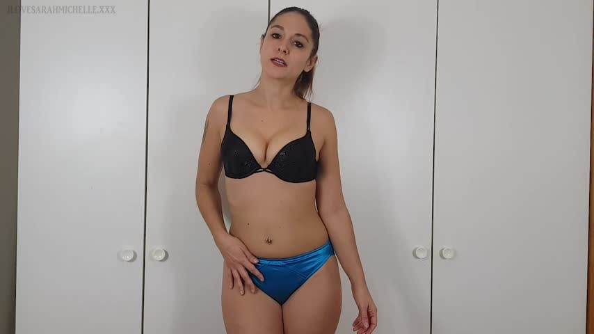 [HD] Sarah Michelle 3 Satin Panties To Edge To Sarah Michelle - ManyVids-00:15:06 | Edge Play,Masturbation Encouragement,Orgasm Control,Panty Fetish,Satin Panties - 664,9 MB